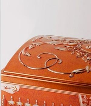 Stollen-Dose, Design: Jean-Paul Gaultier