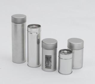 Tea tins