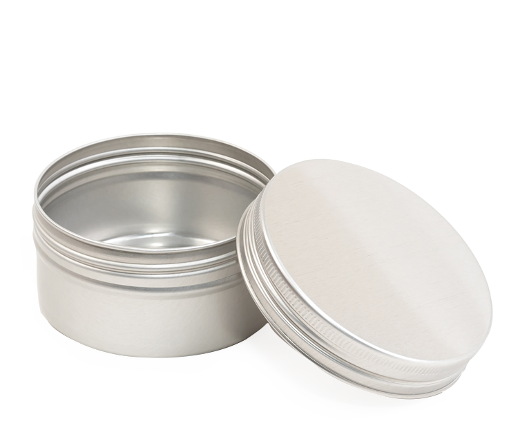 Round Slip lids tin